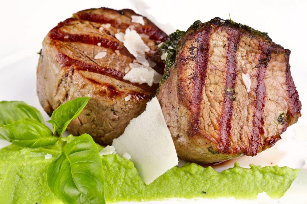 steak a rána